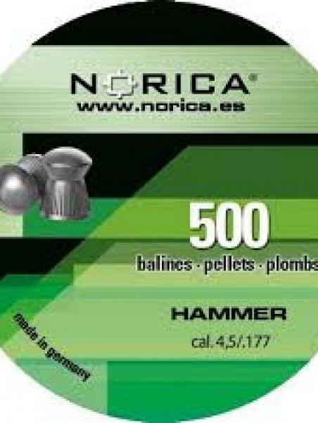 BALINES NORICA HAMMER 500u 4.5