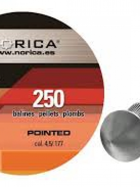 BOLINES NORICA POINTED 250u 4.5