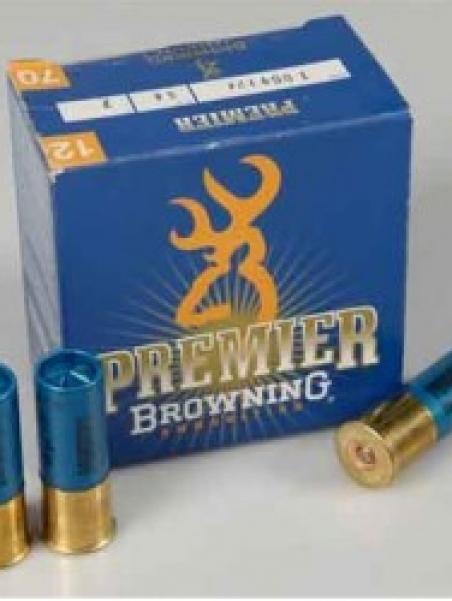 CARTUCHO BROWNING PREMIER  30g P9